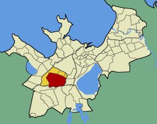 Mustamäe (subdistrict) Subdistrict of Tallinn in Harju County, Estonia