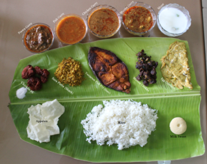 South Indian cuisine - Tamil Nadu Non-Vegetarian Meals