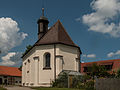 Tannheim, die Sankt Michael Kirche lijst 23-28 foto4 2014-07-28 13.28.jpg