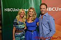 Tara Reid and Ian Ziering July 14, 2014.jpg