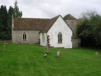 Tarrant Rushton - Image: Tarrant Rushton, Dorset, St Mary's Church geograph.org.uk 76630