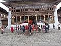Tashichho Dzong Fortress in Thimphu during LGFC - Bhutan 2019 (46).jpg