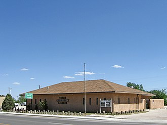 Tatum, New Mexico - Tatum Community Library