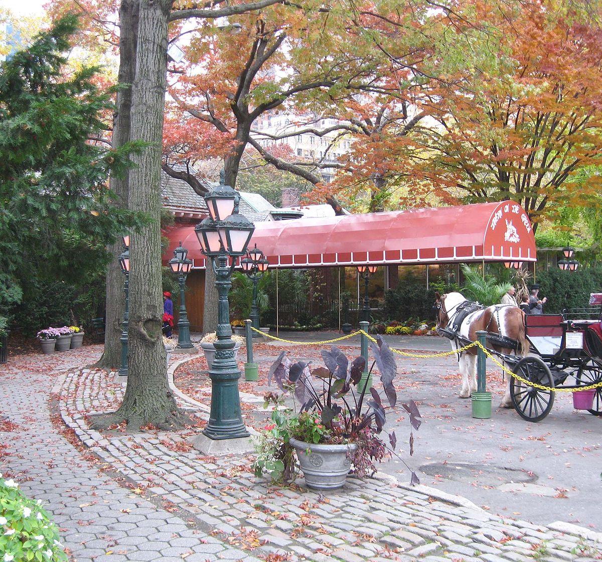 Central Park Restaurant Il