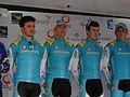 TdB 2013 - Équipe Astana Continental 1.JPG
