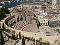 Teatro romano de cartagena .2007 - panoramio.jpg
