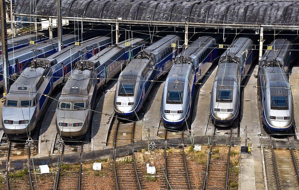 Image illustrative de l'article TGV