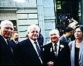 Ted Kennedy, Patrick Leahy, and Gary Ackerman.jpg