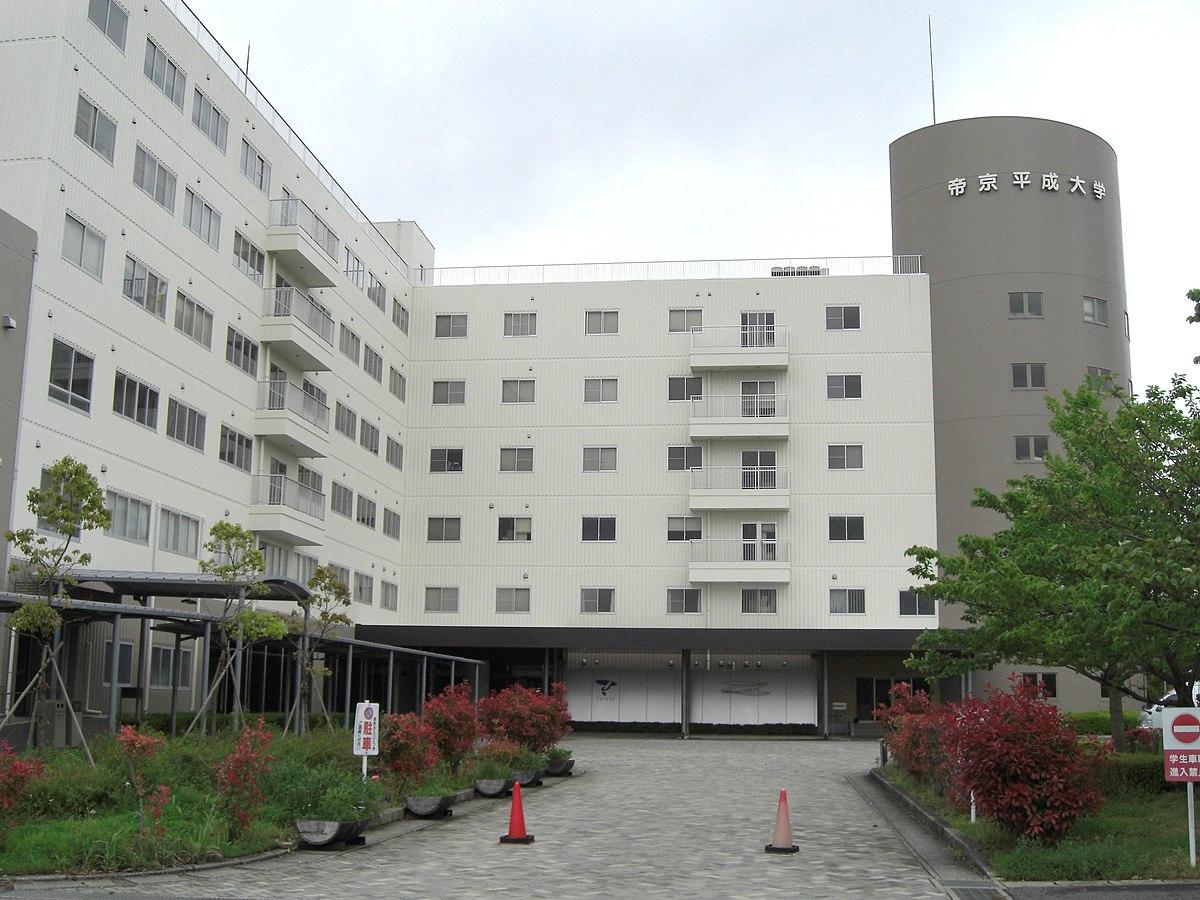 帝京 平成 大学 偏差 値