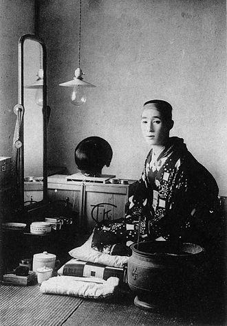 Teinosuke Kinugasa - Kinugasa in the 1910s when he was an actor