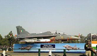 Timeline of HAL Tejas - Tejas Trainer at 62nd Republic Day of India Parade, New Delhi