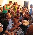 Tel Aviv beach drummers circle1.jpg