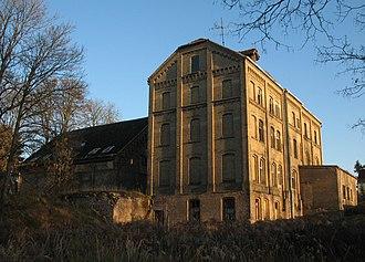 Templin - Former brewery
