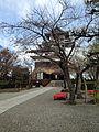 Tenshu of Inuyama Castle 20140205.jpg