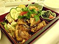 Teriyaki chicken bento by Lil' Dee in Melbourne.jpg