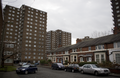 Terraced housing and tower blocks eccles greater manchester.png