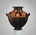 Terracotta hydria- kalpis (water jar) MET DP260689.jpg