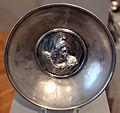 Tesoro di hildesheim, argento, I sec ac-I dc ca., piatto da parata con attis.JPG
