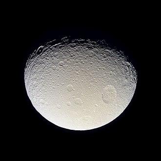 Sidera Lodoicea - Tethys