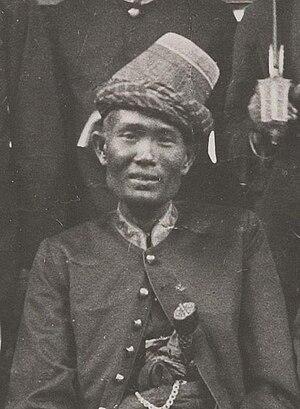 Cut Nyak Dhien - Teuku Umar, c. 1890