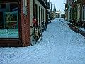 Texel - Den Burg - Binnenburg - View NE into Burgwal I.jpg