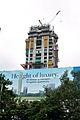The 42 - Residential Building under Construction - 42B Chowringhee Road - Kolkata 2015-08-16 3458.JPG