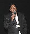 "The Actor of the film ""KANCHIVARAM"", Mr. Prakash Raj addressing at the presentation, during the 39th International Film Festival (IFFI-2008), in Panaji, Goa on November 27, 2008.jpg"