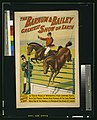 "The Barnum & Bailey Greatest Show on Earth-The celebrated ponies ""Jupiter"" & ""Joie"" ... LCCN2002735828.jpg"