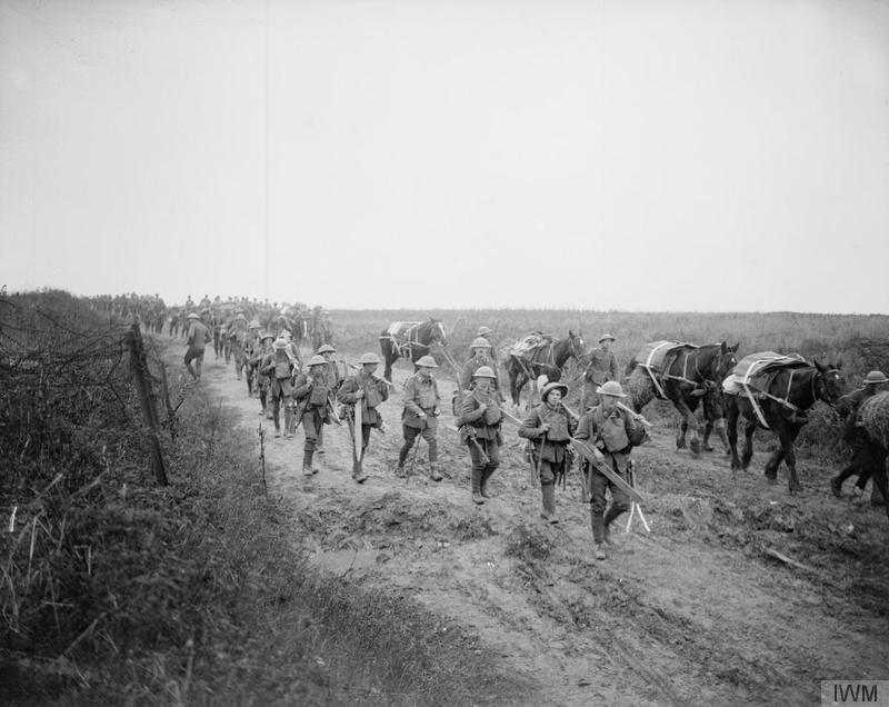 The Battle of Cambrai, November-december 1917 Q6291