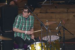 The Black Keys at MOG, SXSW 2010.jpg