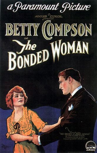The Bonded Woman - Film poster