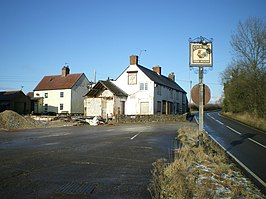 The Cock Inn, Weston Underwood - geograph.org.uk - 1702441.jpg