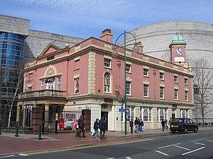 The Crown Inn, Birmingham - The building in 2007