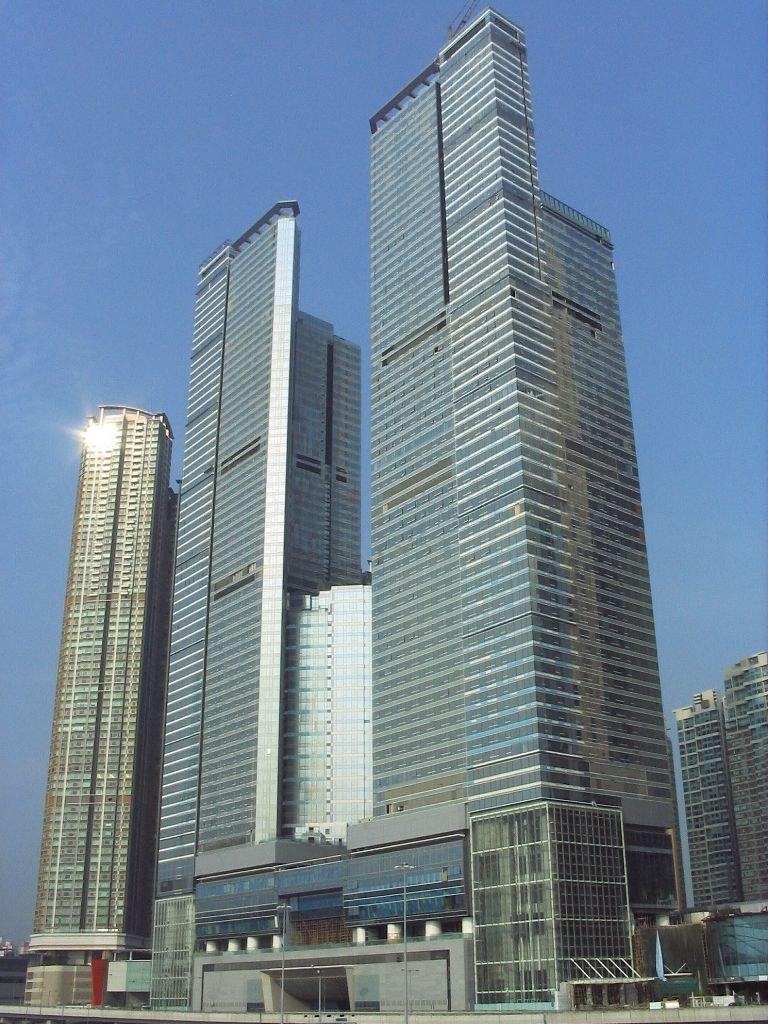 The Cullinan in Hong Kong.