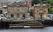 The Customs House on Mill Dam, South Shields, South Tyneside, Tyne and Wear, England