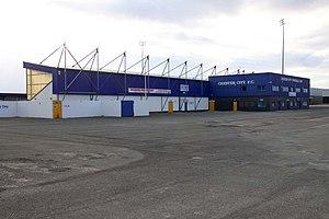 Deva Stadium - Deva Stadium