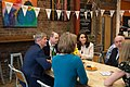 The Duke and Duchess Cambridge at Commonwealth Big Lunch on 22 March 2018 - 122.jpg