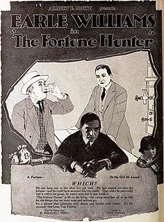 <i>The Fortune Hunter</i> (1920 film) 1920 film