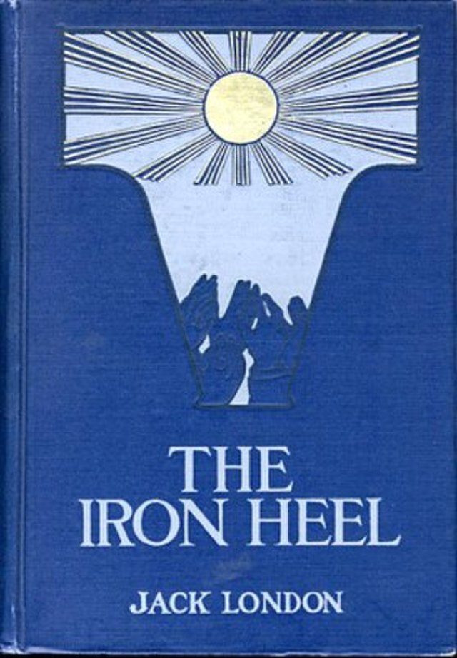 From commons.wikimedia.org: The Iron Heel {MID-158108}