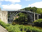 The Ironbridge - geograph.org.uk - 132007