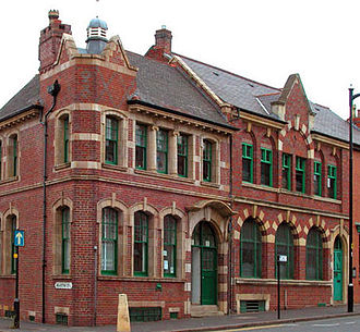 Museum of the Jewellery Quarter - Exterior, May 2009