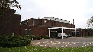 The Leeds Studios Television production complex