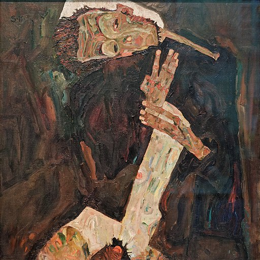 The Lyricist Egon Schiele 1911