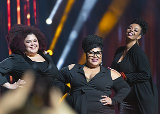 The Mamas Swedish soul and gospel group