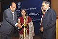 The Minister of State of Agriculture, Consumer Affairs, Food & Public Distribution, Prof. K.V. Thomas lighting the lamp to inaugurate the All India Legal Metrology Conference, in New Delhi on February 24, 2010.jpg