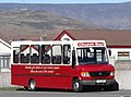 The Mourne Free Presbyterian Church Bus - geograph.org.uk - 2312560.jpg