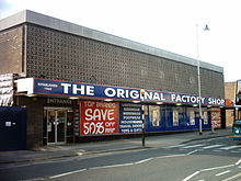 factory shop padiham