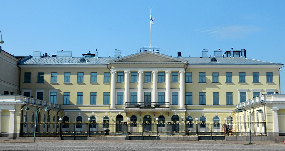 The Presidential Palace, Helsinki, Finland 05