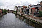 File:The River Aire, Leeds - geograph.org.uk - 1388371.jpg