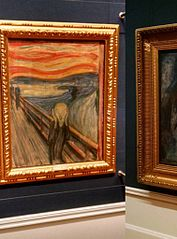 Category:The Scream by Edvard Munch - Wikimedia Commons
